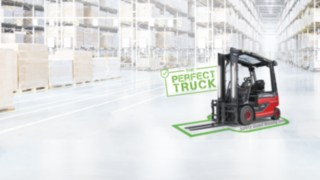 The Perfect Truck by Linde, en Gopar